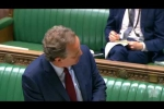 Embedded thumbnail for Bedfordshire Police funding raised in the Commons