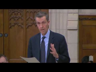 Embedded thumbnail for Andrew Selous MP speech on Supporting Fathers in early parenthood